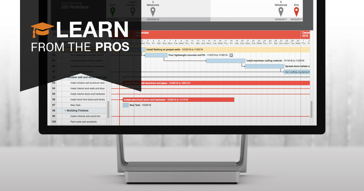 Learn from the Pros: Scheduling Resource Conflicts
