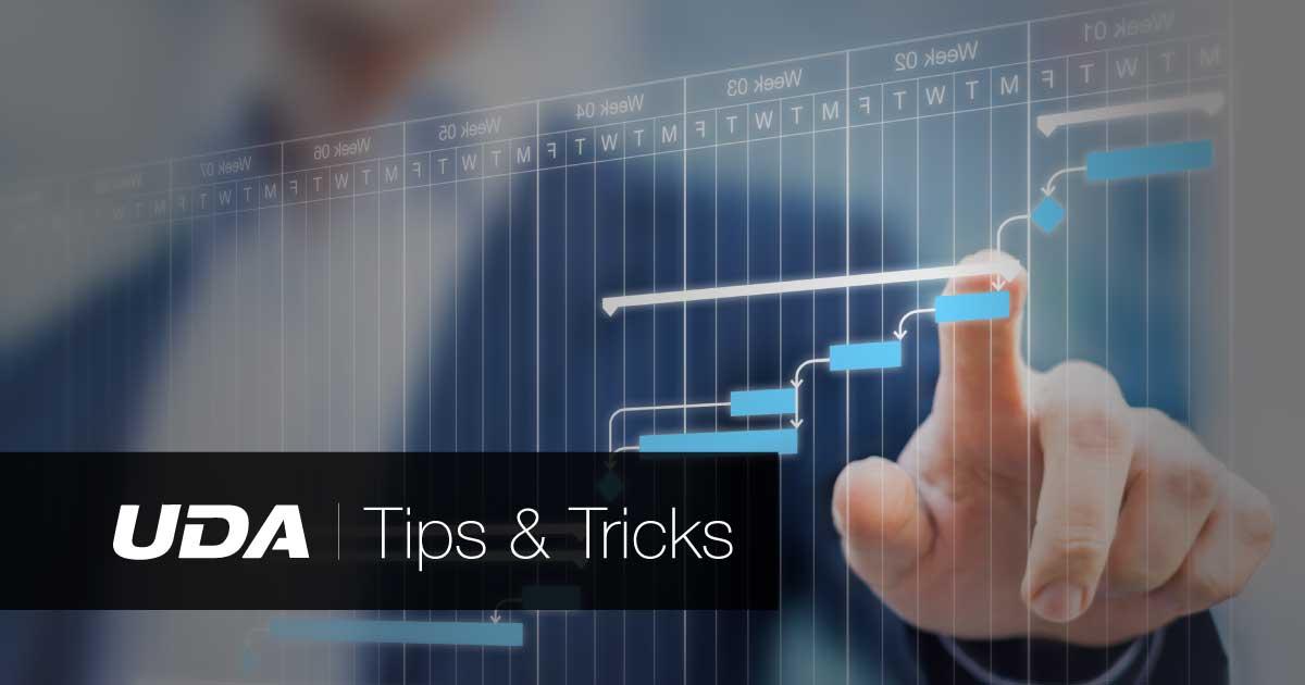 Tips & Tricks Webinar Series: Schedule for Success