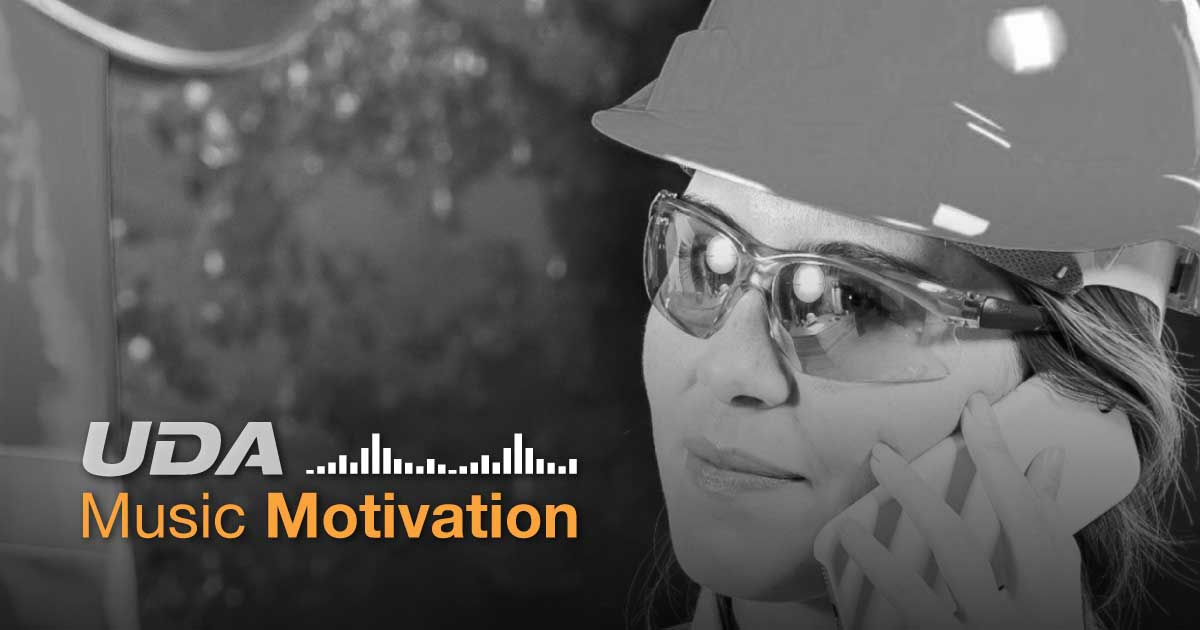 Music Motivation: Women in Construction