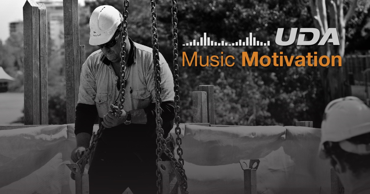 Music Motivation: Get Your Hands Dirty