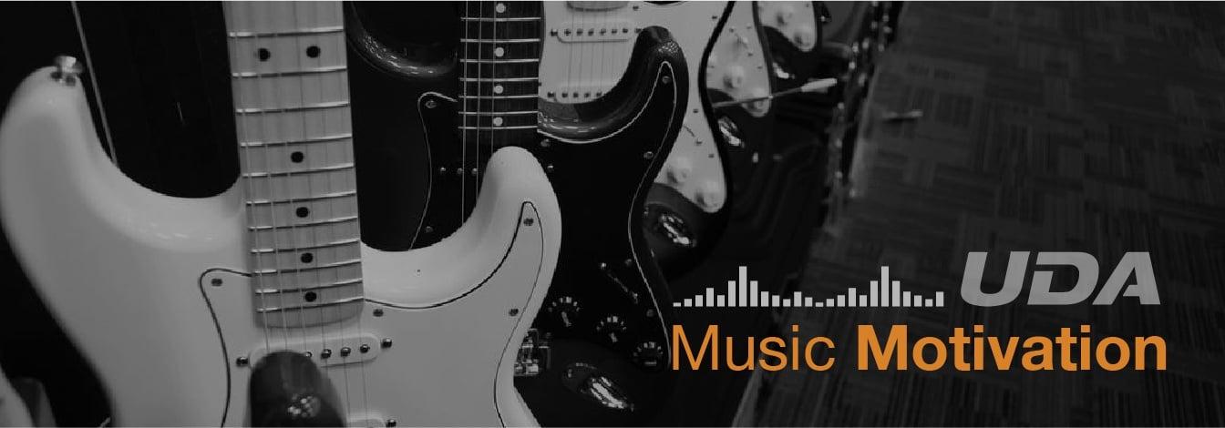 Music Motivation: Hard Rock for Hard Work