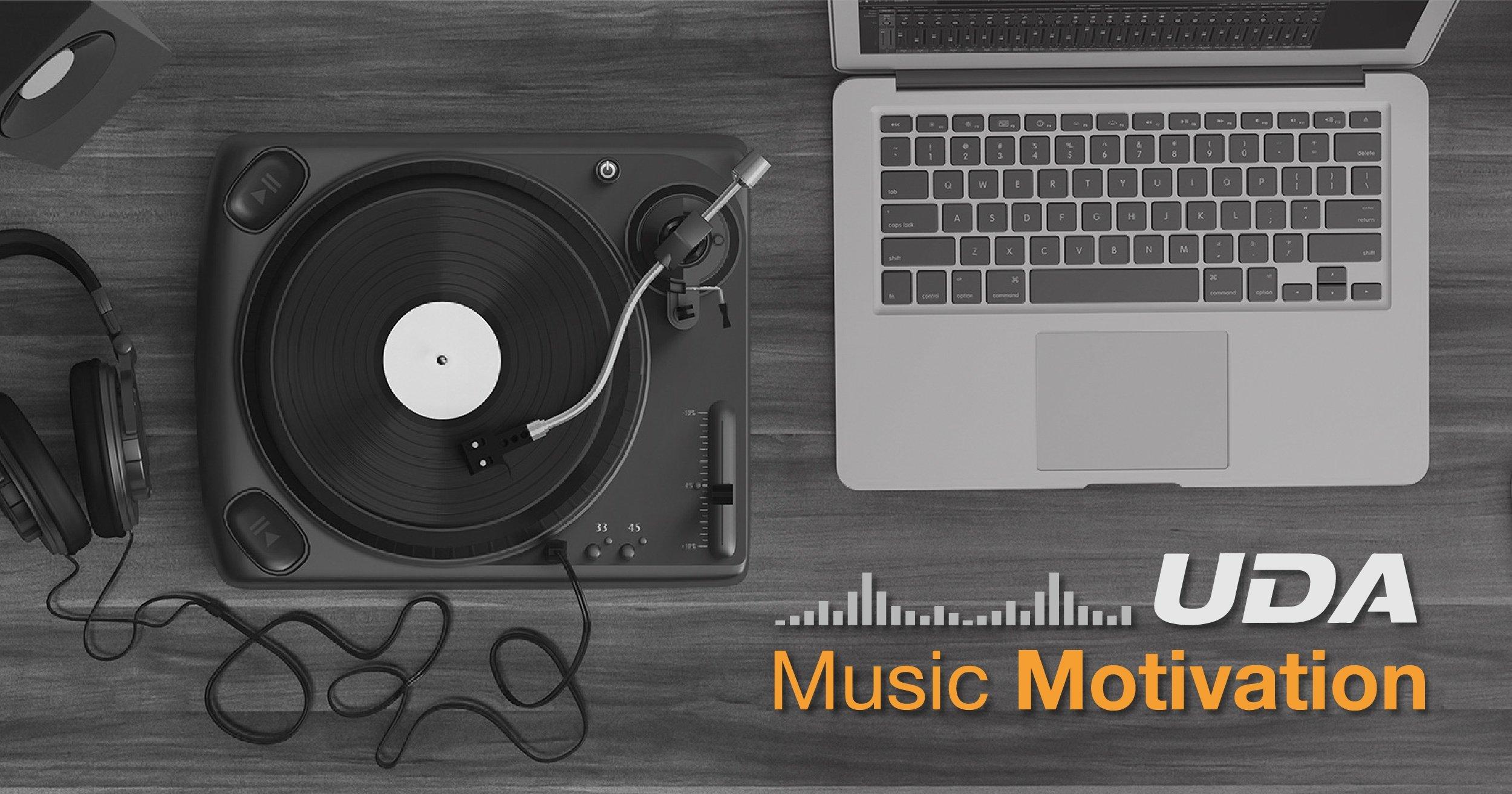 Music Motivation: Reinventing the Wheel