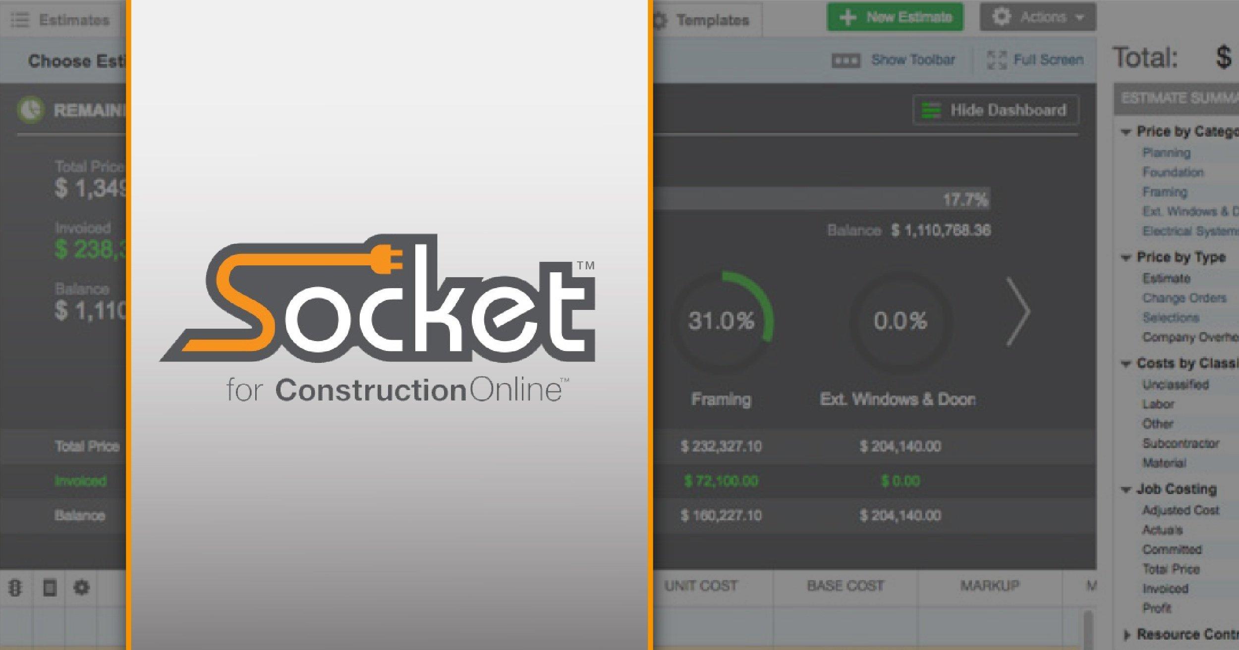 Meet Socket: ConstructionOnline's New Desktop Assistant