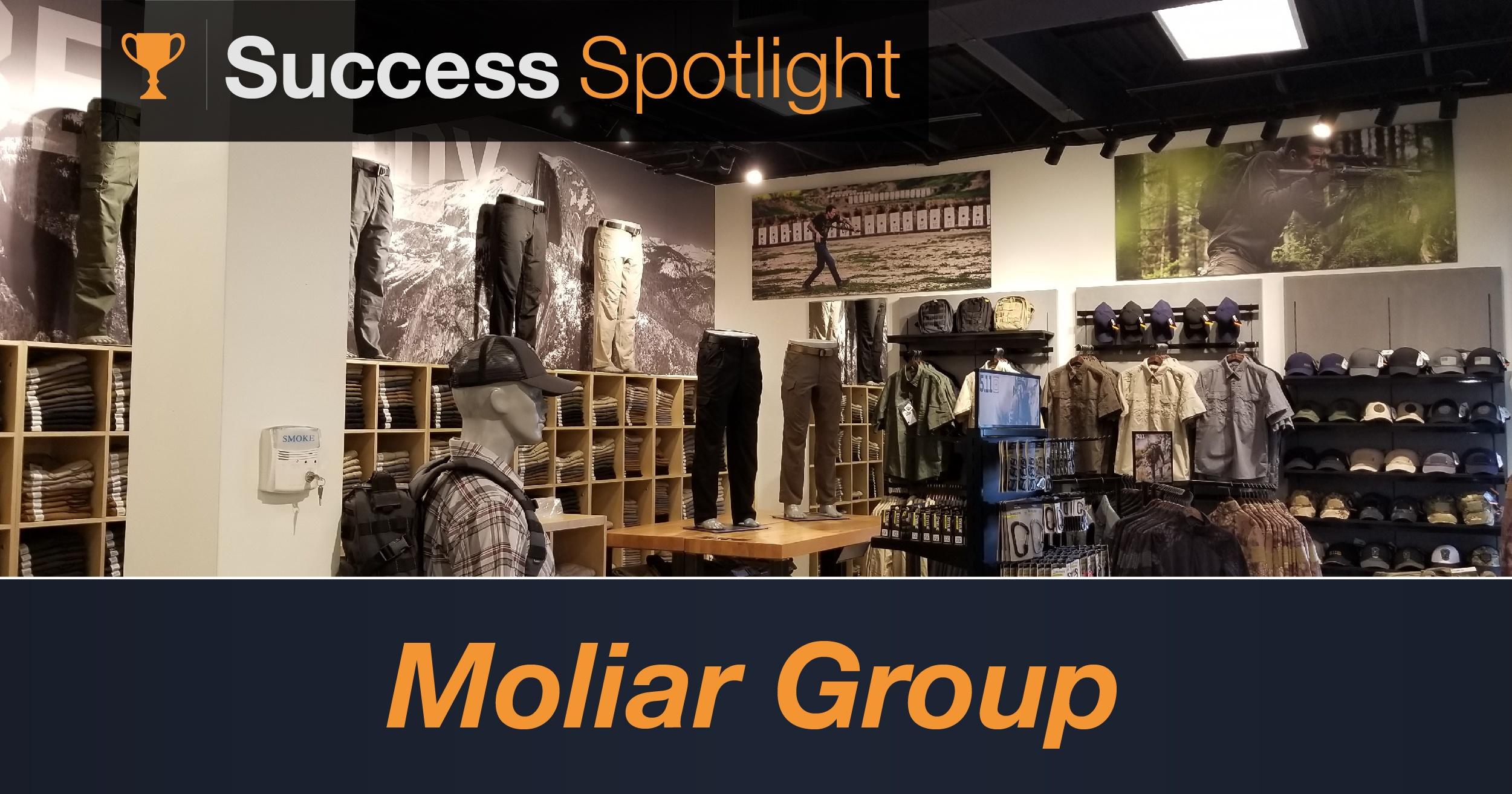 Success Spotlight: Moliar Group
